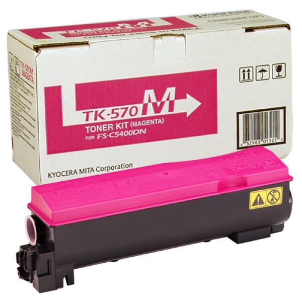 Kyocera TK-570M Original Toner Magenta