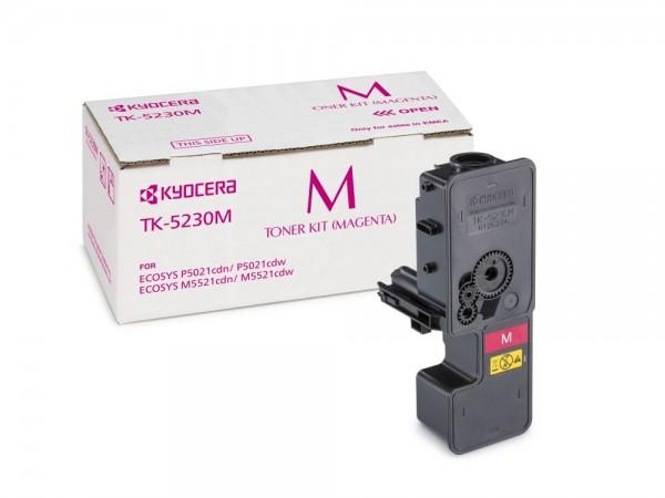 TK-5230M Magenta Kyocera Original Toner M5521cdn P5021cdn