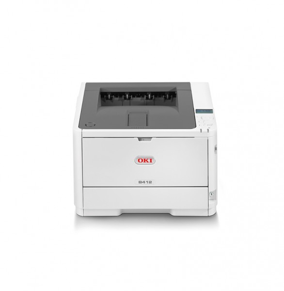 OKI B412dn Mono LED Drucker