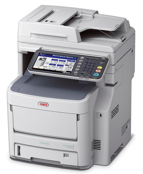 OKI ES7470DN A4 Farb-Multifunktionsdrucker für professionelle Druckqualität 45376113