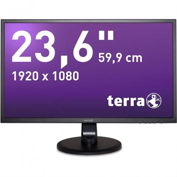 TERRA LED 2447W schwarz 1920 x 1080 Pixel HDMI GREENLINE PLUS 23,6 59,9cm