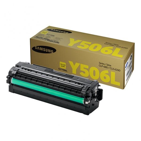 CLT-Y506L Samsung Toner Original