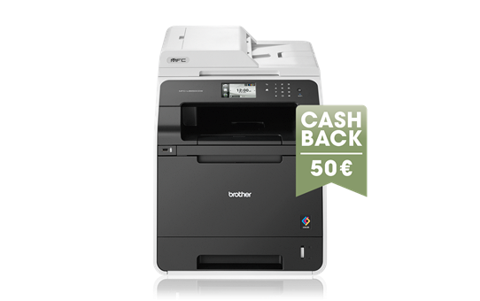BROTHER MFC-L8650CDW Cashback