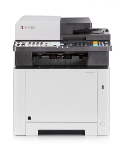 Kyocera Ecosys M5521cdn color MFP A4 print scan fax duplex netzwerk 1102RA3NL0
