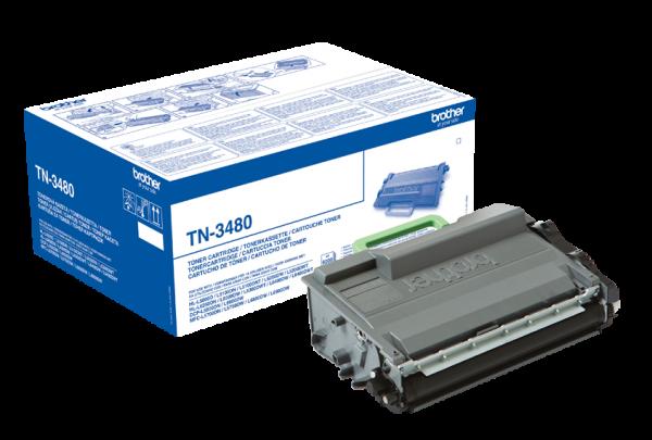 Tonerkassette TN-3480 Brother PrinterPoint24