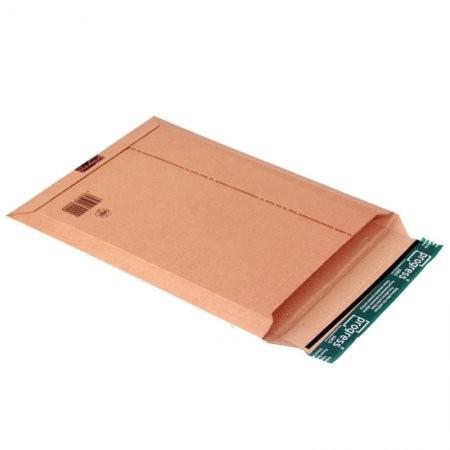 Versandtasche aus Wellpappe 520 x 352 mm VPE 30 Stück