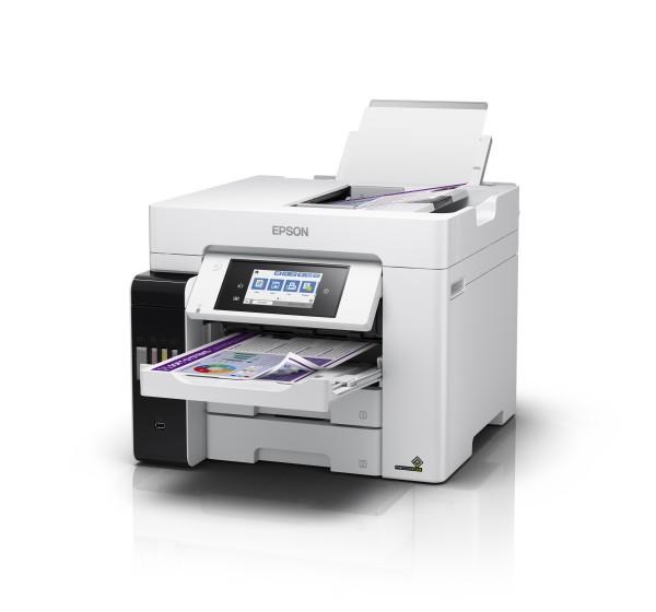 EPSON EcoTank ET-5880 Multifunktionsdrucker Tintenstrahl A4 C11CJ28401