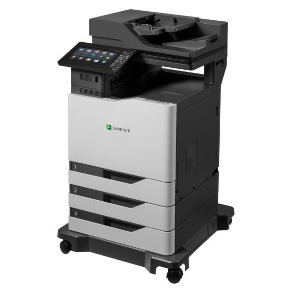 Lexmark CX825dte MFP color A4 Laserdrucker 52ppm Duplex print scan copy fax duplex 42K0051