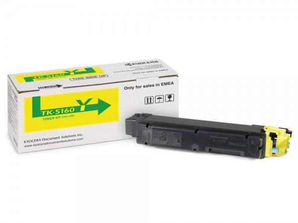 TK-5160Y Yellow Kyocera Toner PrinterPoint24