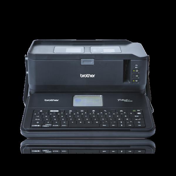 BROTHER P-touch D800W Beschriftungsgerät Front