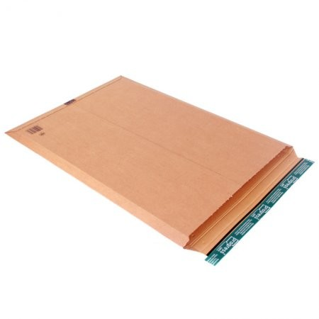 Versandtasche aus Wellpappe 750 x 540 mm VPE 50 Stück
