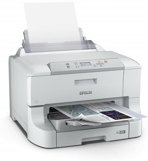 EPSON WorkForce Pro WF-8090D3TWC PCL Gesamtansicht