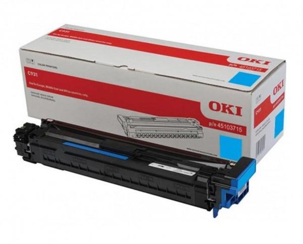 OKI Bildtrommel Pro9431 Cyan 45103721