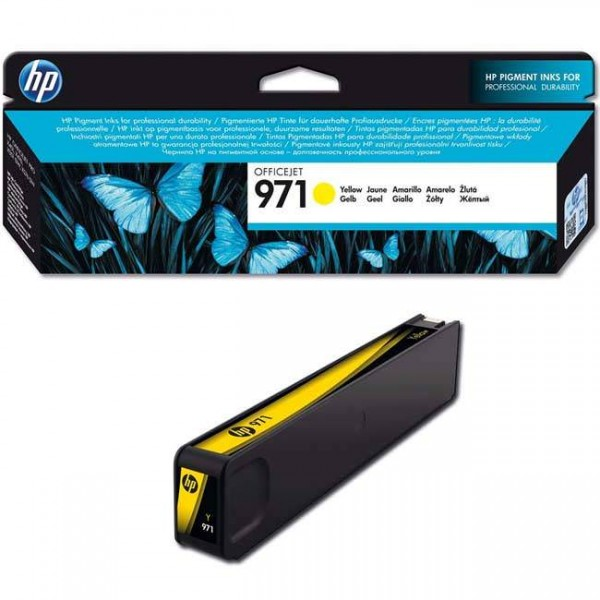 CN624AE HP 971 Original Tinte gelb PrinterPoint24