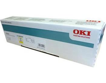 OKI 46507621 Toner Gelb für 11.500 Seiten OKI ES7400 Original OKI ES7412dn