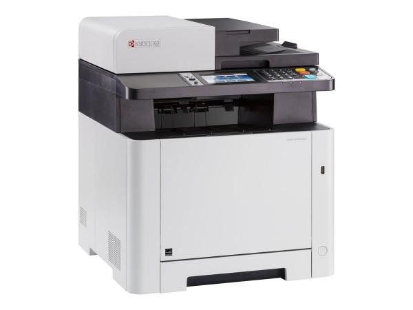 Kyocera Ecosys M5526cdn laser color MFP A4 print scan copy fax duplex netzwerk 1102R83NL0