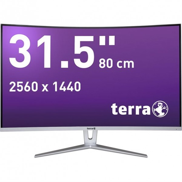 Terra LCD/LED 3280W PV 31.5 Zoll 2560 x 1440 (WQHD) 80.0 cm
