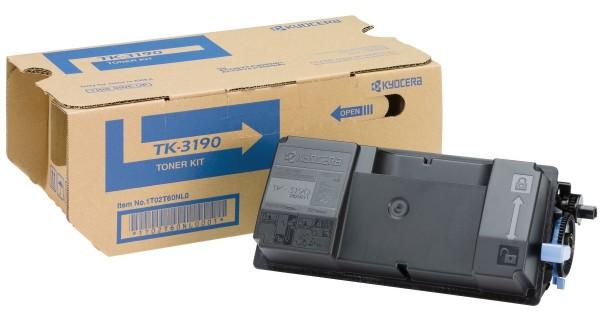 TK-3190 Kyocera Toner P3055DN P3060DN Original