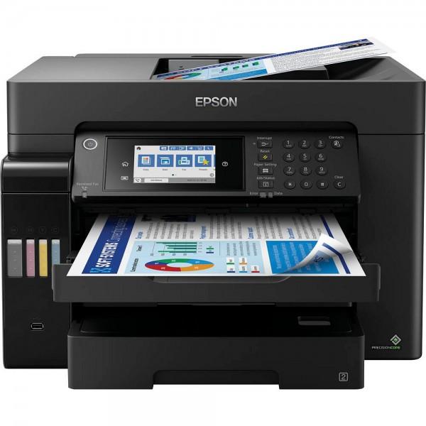 EPSON EcoTank ET-16650 DIN A3+ Multifunktionsdrucker C11CH71401