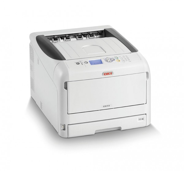 OKI C833n Color Drucker A3