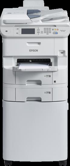 Epson WorkForce Pro WF-6590DTWFC Frontansicht2