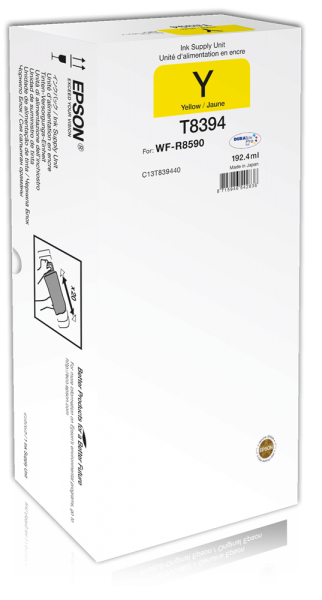 EPSON WorkForce Pro WF-R8590 Yellow XL C13T839440