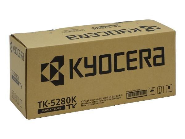 Kyocera TK-5280K Toner-Kit schwarz 13.000 Seiten 1T02TW0NL0