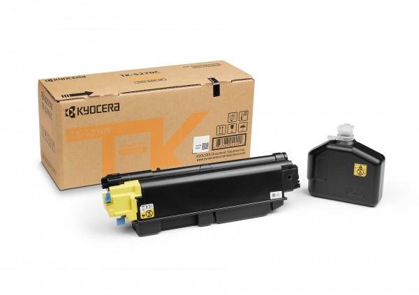 KYOCERA TK-5270Y Toner-Kit gelb