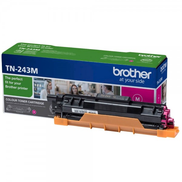 Brother TN-243M Toner Magenta Original