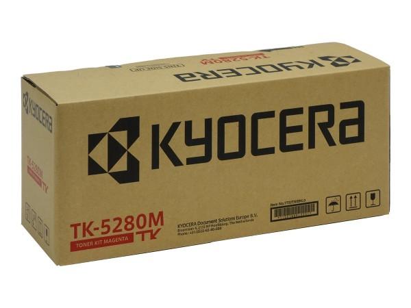 Kyocera TK-5280M Toner-Kit magenta 11.000 Seiten 1T02TWBNL0