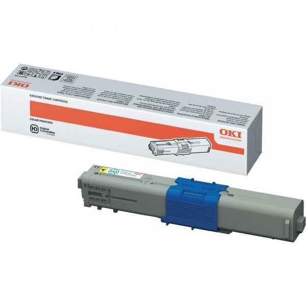 OKI 44469722 Toner Yellow C510 MC562