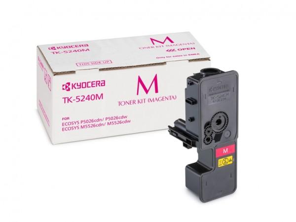 Kyocera TK-5240M Toner magenta M5526 P5026