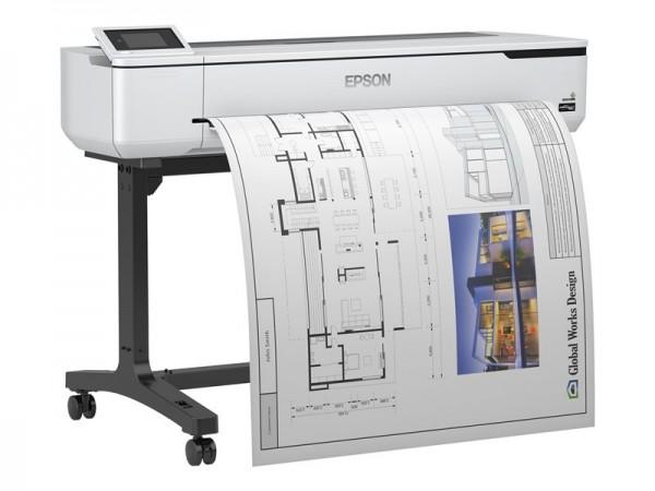 Epson SureColor SC-T5100 Plott
