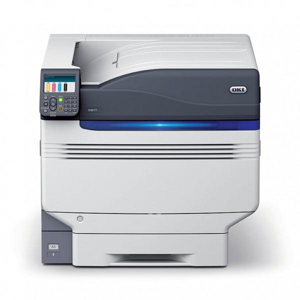 OKI C911dn LED Farbdrucker A3 Duplex