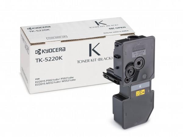 TK-5220K Schwarz Kyocera Original Toner
