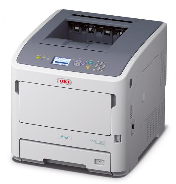 OKI ES7131dnw A4 Schwarz-Weiß-Drucker für eine höhere Effizienz in Ihrem Büro.