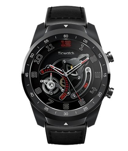Mobvoi TicWatch Pro 2020 smartwatch AMOLED 3.53 cm Black GPS P1031005600A