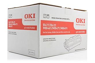 OKI Trommel 44574302 B431 MB562 MB491