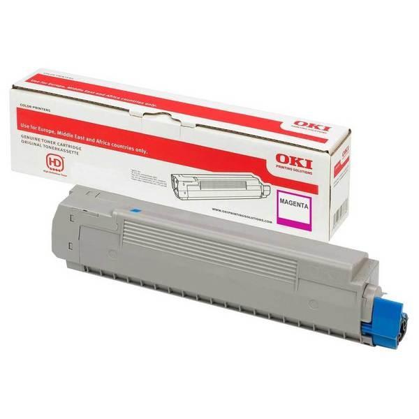 46490402 OKI Toner Magenta C532 MC573 MC563 C542 PrinterPoint24