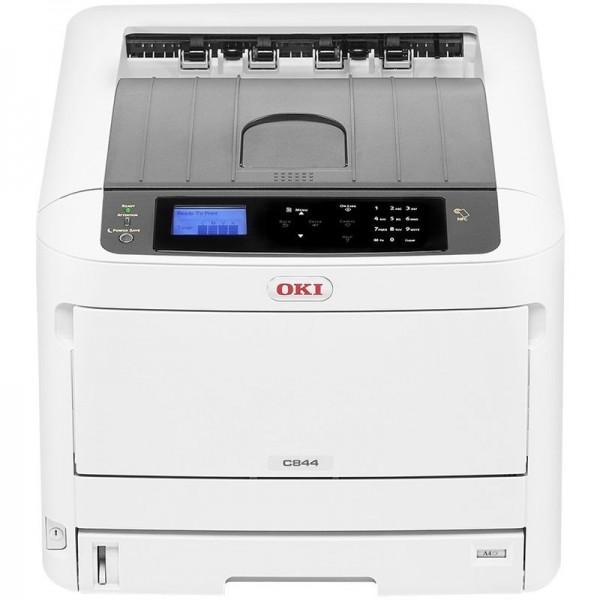 OKI C844dnw A3 Farbdrucker für professionelle Druckqualität 47074304