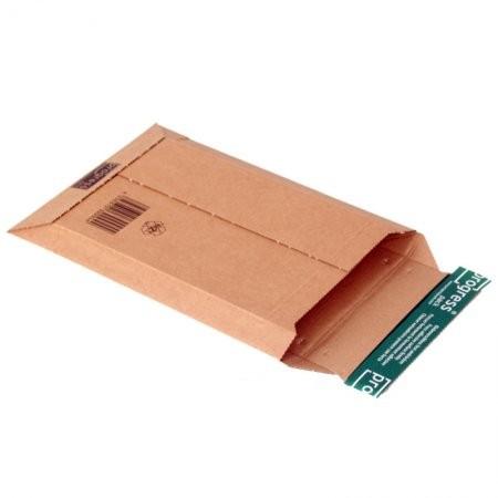 Versandtasche aus Wellpappe 288 x 200 mm VPE 30 Stück