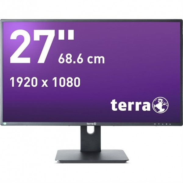 "Terra LCD/LED 2756W PV 27"" 1920 x 1080 Pixel (Full-HD) 68.6 cm"