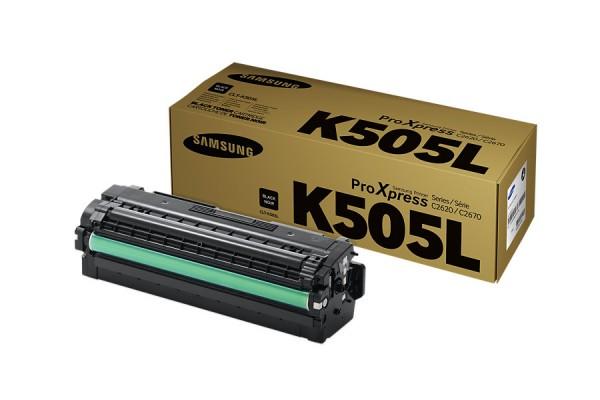 CLT-K505L Toner Black