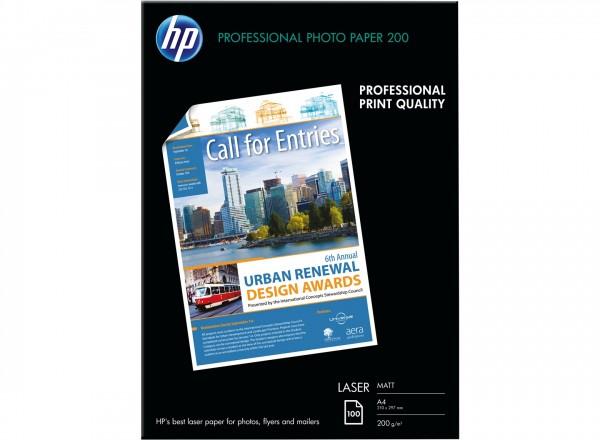 Q6550A HP Professional Laser-Fotopapier matt
