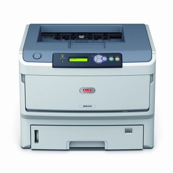 OKI B840dn A3 monochrom Drucker 40 Seiten/Min. Duplex