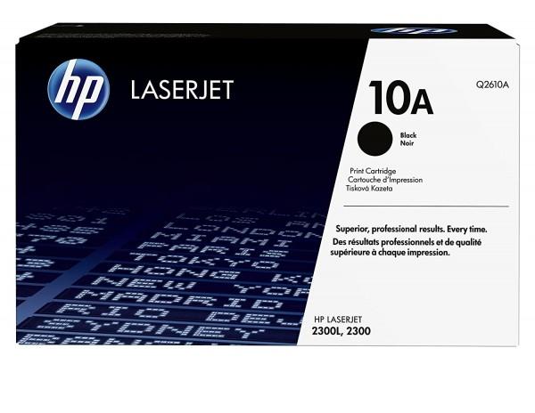 HP 10A Toner Black für LaserJet 2300 Q2610A
