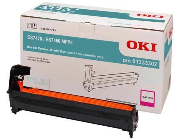 OKI Bildtrommel magenta für 30.000 Seiten ES7460 ES7470 ES7480 01333302