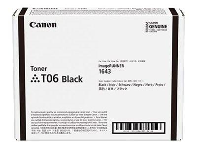 Canon Toner schwarz T06BK 20.500 Seiten 3526C002