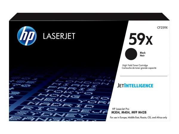 HP 59X Toner black CF259X für LaserJet Pro M404 M428