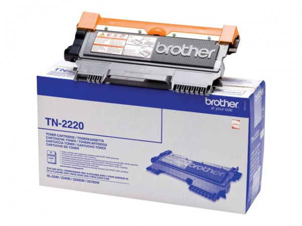 TN-2220 Brother Toner Schwarz